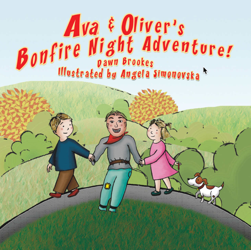Ava & Oliver's Bonfire Night Adventure