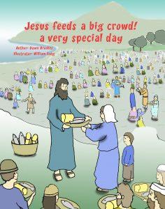 Jesus feeds 5,000