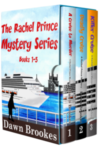 The Rachel Prince Mystery Series Books 1-3