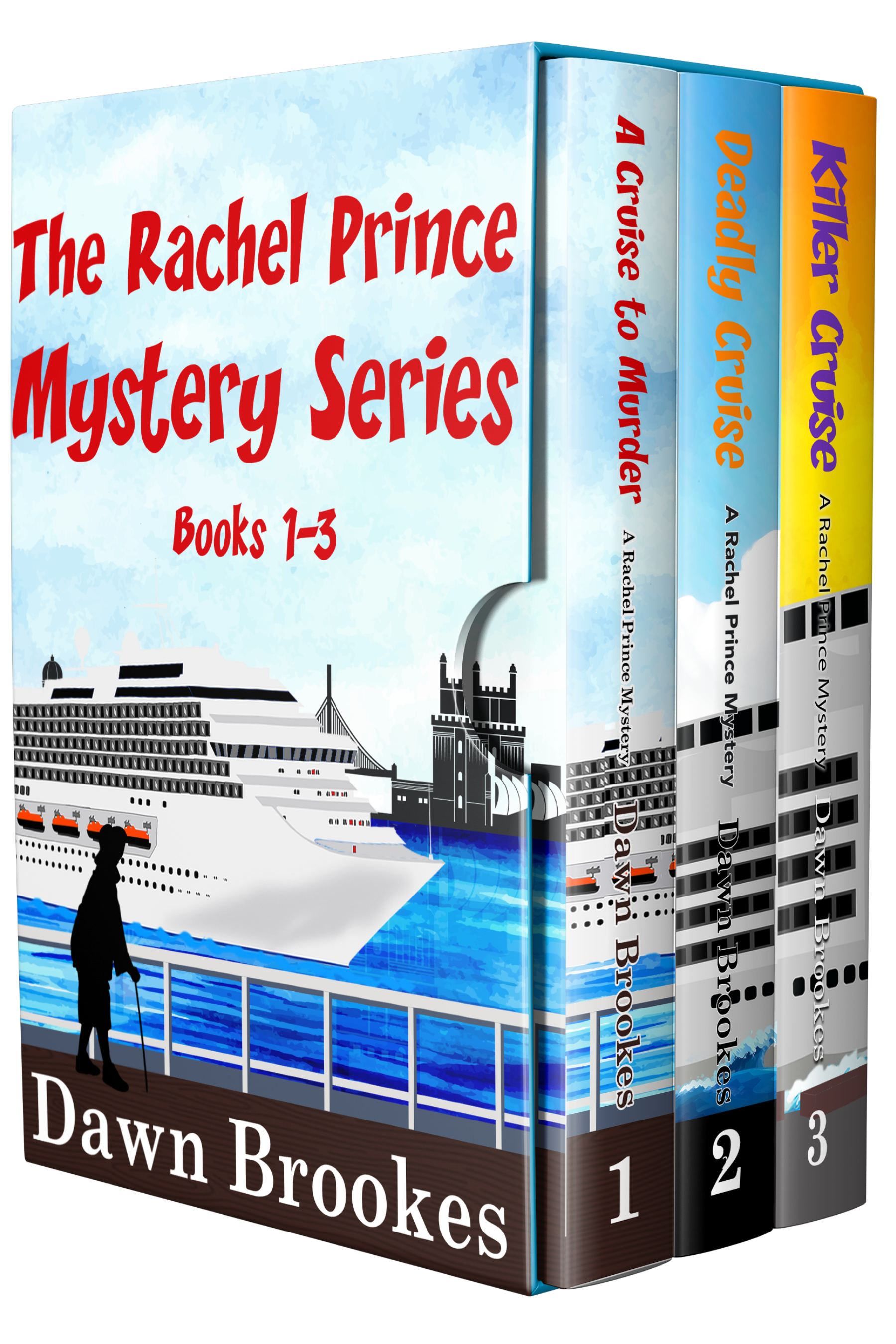The Rachel Prince Mystery Series Books 1-3